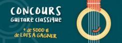 Concours Drôme de Guitares